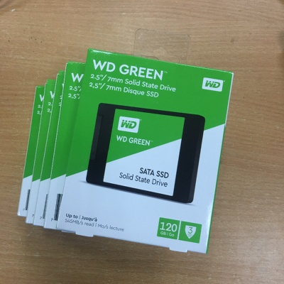 Ổ cứng SSD Western Digital Green 120GB sata3 2.5