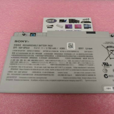 Pin laptop Sony Vaio SVT14 SVT141A11L SVT141C11L