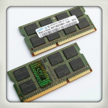Ram laptop 4gb DDram3 bus 1333 Samsung